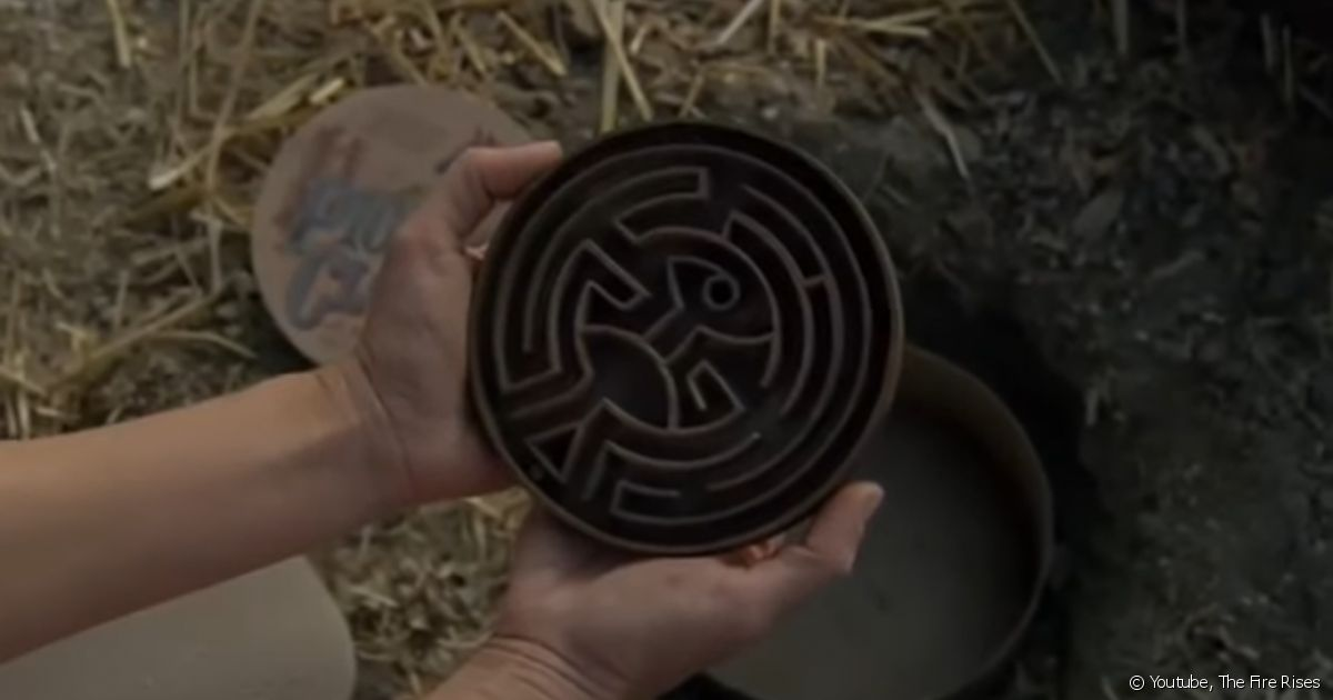 labyrinthe westworld